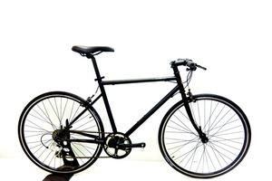 徳山)トーキョーバイク TOKYO BIKE SPORT 9S 2010年頃モデル クロモリ クロスバイク Sサイズ 9速 ブラック