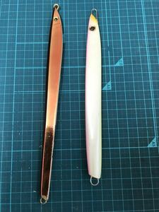 スミス ジャックナイフR リアルファクトリー ケンブ 剣舞 150g 2本セット