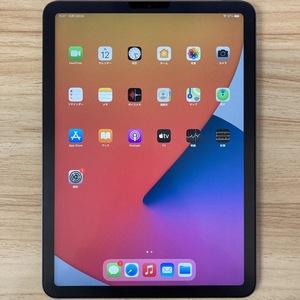 極上品 iPad Air 10.9インチ 第4世代 Wi-Fi 256GB 2020年秋モデル MYFT2J/A スペースグレイ H2110K22