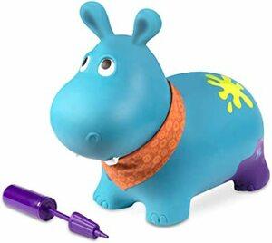 B. toys ピョンピョン跳ねる!カバさんの乗り物おもちゃ 子供向け乗用玩具 BX1922C1Z 正規品