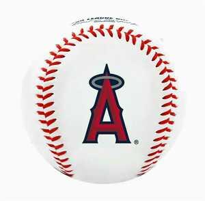 大谷 翔平 エンゼルス ロゴ入り ボール メジャーリーグ MLB公式 送料無料 ローリングス レプリカ 新品 未使用 野球 ケース無し サイン無し
