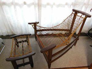 Italma wood Art Jean Gillon ブラジリアンローズウッド Jangada Jacaranda Lounge Chair ottoman 60s ミッドセンチュリー ヴィンテージ