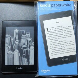 Kindle Paperwhite 第10世代 電子書籍リーダー 防水機能搭載 Wi-Fi 32GB 広告なし