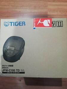 タイガー 炊飯器 JPW-C100 TD