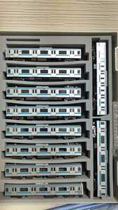 TOMIX 98432・98433 JR209-0系通勤電車(後期型・京浜東北線)基本増結セット&TNカプラー8個