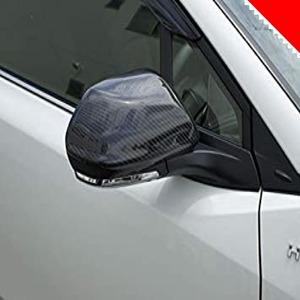 限定価格!プリウス サイド ミラー カバー サイドミラーカバー カスタムパーツ カーボン アクセサリー5CL2