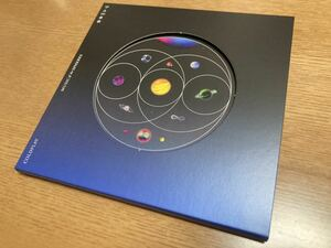 coldplay / MUSIC OF THE SPHERES
