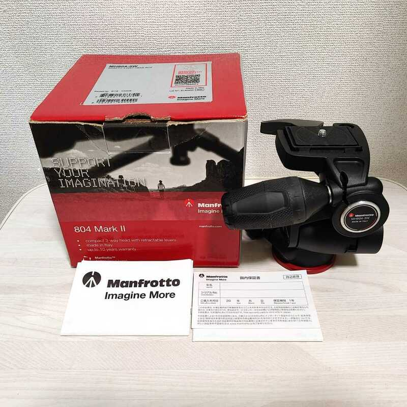 Manfrotto マンフロント MH804-3W