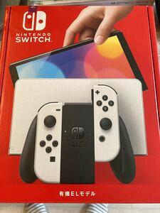 Nintendo Switch ニンテンドースイッチ本体 ニンテンドースイッチ Joy-Con ホワイト 有機EL