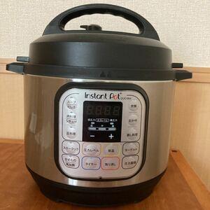 インスタントポット 電気圧力鍋