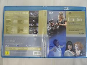 AO_07A_0154 Il Trittico [Blu-ray] 輸入盤 ジュリアン・レイノルズ