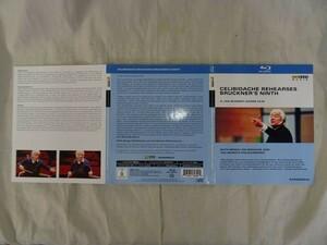 AT_04A_0163_Celibidache Rehearses Bruckners 9th [Blu-ray] [輸入品] ARTHAUS MUSIK オペラ クラシック コンサート