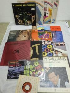 SET 洋楽・ジャズ・映画音楽など 中古レコード まとめ売り20枚 1円スタート AMOR A MILLON/Definitive Mellow Mastercuts/現状品