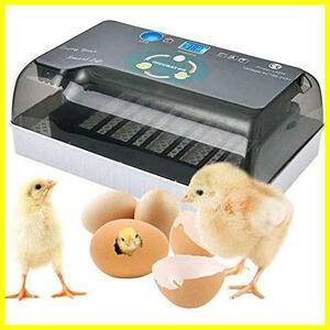 (nsbs)自動インキュベーター 自動孵卵器 孵卵機 12個エッグ 自動転卵 孵化器 小型自動孵卵器 ふ卵器 孵化器 大容量 鳥類専用ふ卵器