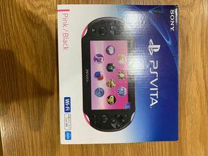 PCH-2000 PS Vita SONY Wi-Fiモデル ピンクブラック
