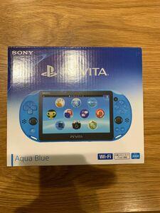 PlayStation Vita PCH-2000 Wi-Fiモデル アクアブルー PS Vita