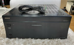 【動作確認済】ONKYO PA-MC5500 9chパワーアンプ
