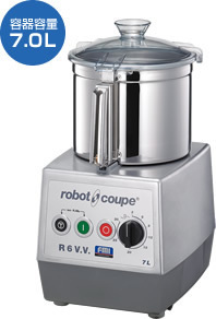 ★ Robocoup Cutter Mixer R-6V.V.S Powerful Type