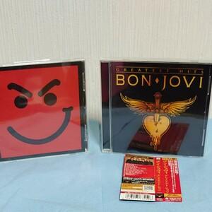 BON JOVI Have A Nice Day , GREATEST HITS 2CD
