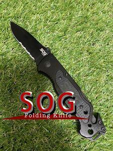 SOG ESCAPE ソグ フォールディングナイフ 折りたたみナイフ