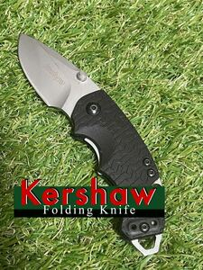 KERSHAW #010 Folding Knife カーショウ フォールディングナイフ 折りたたみナイフ