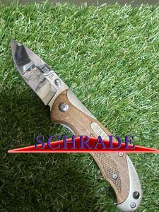 SCHRADE #003 Old Timer シュレード フォールディングナイフ 折りたたみナイフ