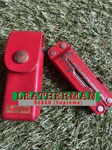 LEATHERMAN REBAR [SUPREME]専用レザー製シース付き レザーマン シュプリーム マルチツール