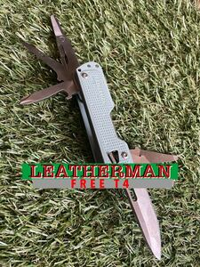 LEATHERMAN FREE T4 レザーマン マルチツール ツールナイフ