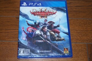 PS4 ディヴィニティ:オリジナル・シン 2 ディフィニティブエディション