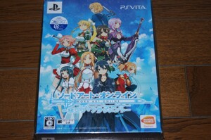 PS Vita ソードアート・オンライン ホロウ・フラグメント 初回限定生産版