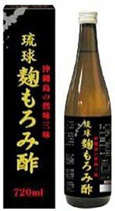 貿易屋珈琲店 琉球麹もろみ酢 720ml