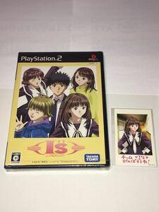 希少PS2 未開封 アイズピュア I's ゲームソフト
