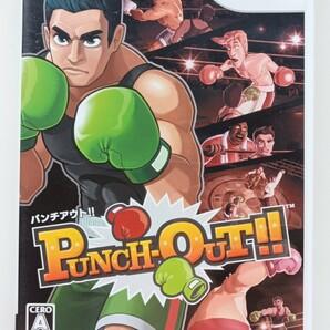 パンチアウト Wii 【動作確認済】
