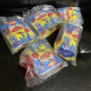 スーパーマン バーガーキング キッズクラブ フィギュア DC