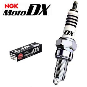NGK MotoDX プラグ 1台分(1本) ヤマハ 660CC MT-03 (逆輸入) ('06~)