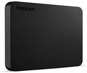 1TB TOSHIBA 東芝 CANVIO BASICS USB3.0対応 2.5インチ ポータブル 外付ハードディスク (1T