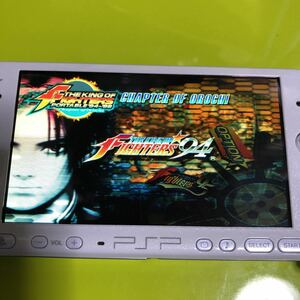 PSP ザ・キング・オブ・ファイターズ THE KING OF FIGHTERS PORTABLE 94~98 Chapter of Orochi ソフトのみ 起動OK