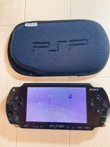 中古 初代 [PSP] プレイステーション・ポータブル SONY メモリースティック付き