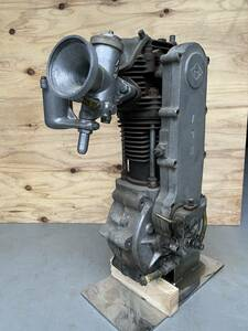 メグロ 600cc オートレース エンジン 一級車 W1