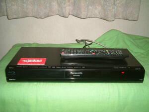1ヶ月保証 パナソニック DMR-BR585  HDD/DVD/ブルーレイ/ レコーダー  320GB 新品リモコン  B-CASカード付