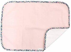 ピンク×ネイビーフラワー おむつかえ おむつ交換シート おむつ替えシート 防水シーツ ベビー おむつ交換マット 赤ちゃん おむつ