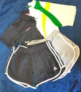 トレーニング ウォーキングウェア ショートパンツ ランニングショートパンツ adidas NIKE ナイキ