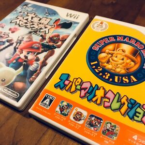 【週末値下げ】大乱闘スマッシュブラザーズX スーパーマリオコレクション セット