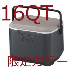 新品 コールマン クーラーボックス 16QT ライトグレー 保冷バッグ 15L 送料込み coleman