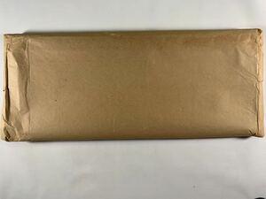 連史紙1反100枚、中国手漉、福建南紙、70cmX140cm、2.5kg、1980年頃旧製品、経年保管品、極上製本書道画仙紙 和本唐本美濃紙雁皮紙紅星宣紙