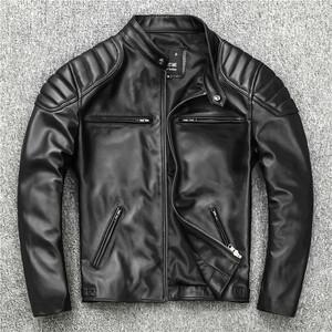 2021熱売り仕様メンズ 羊革 ジャケット ライダース 登山、バイク ジャケット 羊革 お洒落 ジャケット 新品S-5XLサイズ 選択
