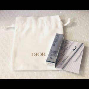 Dior マスカラベース ディオール ショウ マキシマイザー3D マスカラ ベース ミニ マスカラ 新品 巾着ポーチ