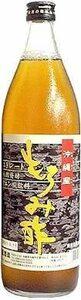 1本 新里酒造 もろみ酢 (ストレート) 900ml