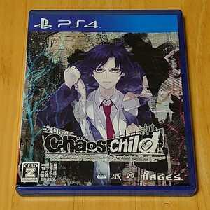PS4 ソフト 妄想科学ADV カオスチャイルド PlayStation4 CHAOS;CHILD