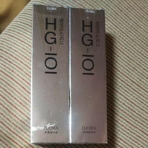 HG 101 育毛剤 フローラ